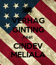 VERHAG GINTING Feat CINDEV MELIALA - Personalised Poster large