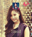 We Are Sone For Snsd - Personalised Poster large