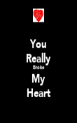 You Really Broke My Heart - Personalised Poster large