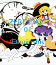 ZEROCAST 01  Doujinshis  - Personalised Poster large