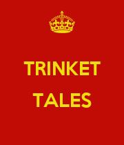 TRINKET  TALES  - Personalised Poster large