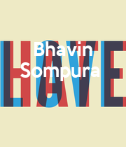 Bhavin Sompura     - Personalised Poster large