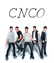 CNCO - Personalised Large Wall Decal