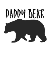DADDY BEAR    - Personalised Poster large