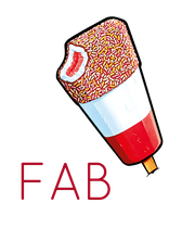 FAB  - Personalised Poster large