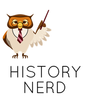 HISTORY NERD - Personalised Poster large
