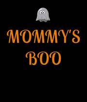 MOMMY'S BOO   - Personalised Poster large