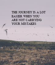 THE JOURNEY IS A LOT
