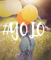 #YOLO - Personalised Poster large