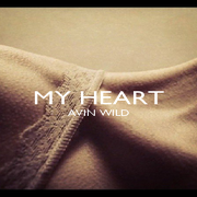 MY HEART AVIN WILD   - Personalised Poster A1 size