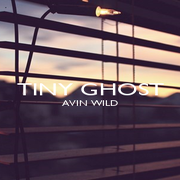 TINY GHOST AVIN WILD   - Personalised Poster A1 size