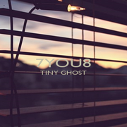 7YOU8 TINY GHOST   - Personalised Poster A1 size