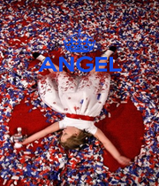 ANGEL     - Personalised Poster A4 size
