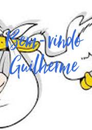 Bem-vindo Guilherme - Personalised Poster A1 size