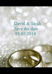 David & Sarah