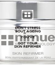 DON'T STRESS 'BOUT AGEING YOU'VE GOT YOUR SKIN REFIRMER - Personalised Poster A1 size