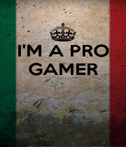 I'M A PRO GAMER    - Personalised Poster A1 size