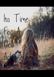 Its Time For A New Adventure - Personalised Poster A1 size