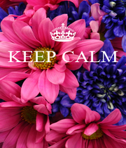 KEEP CALM     - Personalised Poster A1 size