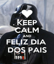 KEEP CALM AND FELIZ DIA  DOS PAIS - Personalised Poster A1 size