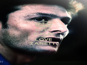 KEEP CALM AND LOVE ZANETTI - Personalised Poster A1 size