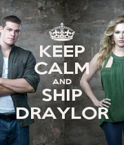 KEEP CALM AND SHIP DRAYLOR - Personalised Poster A4 size