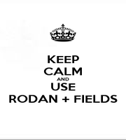 KEEP CALM AND USE RODAN + FIELDS - Personalised Poster A1 size
