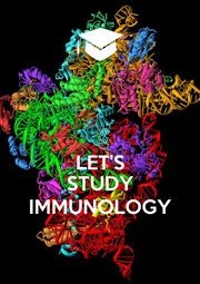 LET'S STUDY IMMUNOLOGY - Personalised Poster A4 size