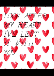 LOOK AFTER