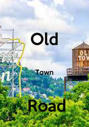 Old  Town   Road - Personalised Poster A1 size