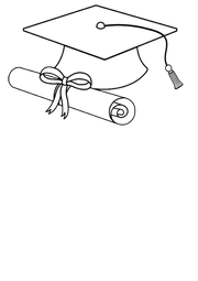 SENIOR 2017 - Personalised Poster A4 size