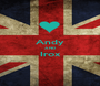 Andy AND Irox  - Personalised Poster A1 size