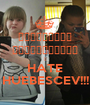 СОХРАНИТЬ СПОКОЙСТВИЕ И HATE HUEBESCEV!!! - Personalised Poster A1 size
