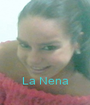 La Nena - Personalised Poster A1 size