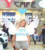 MY ANGEL - Personalised Poster A1 size