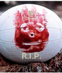 R.I.P. - Personalised Poster A1 size