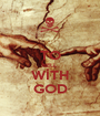 TO HELL WİTH GOD - Personalised Poster A1 size