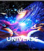 UNIVERSE - Personalised Poster A1 size