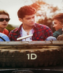 1D - Personalised Poster A1 size
