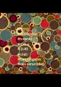 #2013 #november 27   #szerda  #Colaj  #3:45 #chill  #beszelgetes   #osszerazodas  - Personalised Poster A1 size