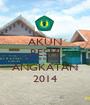 AKUN RESMI SMPN 48 BANDUNG ANGKATAN 2014 - Personalised Poster A1 size