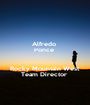Alfredo  Ponce   Rocky Mountain West  Team Director  - Personalised Poster A1 size