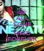 ALL SONE LOVE SNSD FOREVER - Personalised Poster A1 size