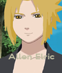 Allen Elric - Personalised Poster A1 size