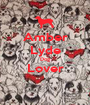 Amber Lyde Dog Lover  - Personalised Poster A1 size