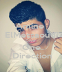 Amine  ElMessaoudi Cover  One  Direction - Personalised Poster A1 size