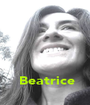 Beatrice - Personalised Poster A1 size