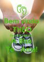 Bem vindo THEO Deus lhe abençoe  A Bisa Te   Ama! - Personalised Poster A1 size