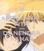 BERLIANA FITRI AND DANENDRA FAHAR - Personalised Poster A1 size