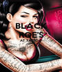 BLACK ROE'S AT TATTOO   - Personalised Poster A1 size